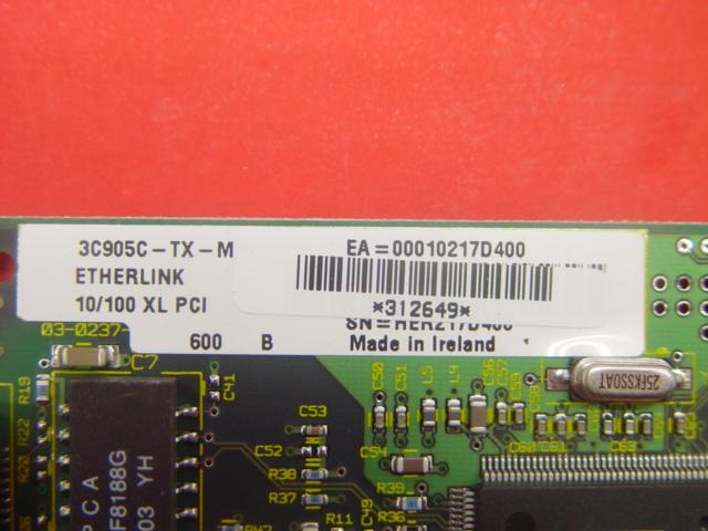 3com 3c905c tx m скачать драйвер