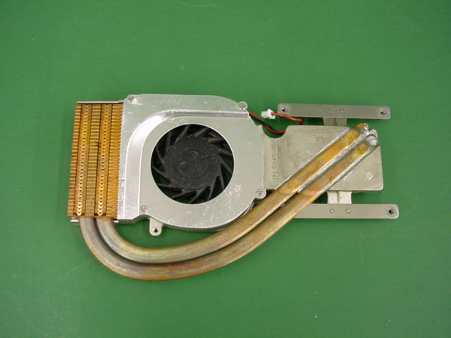 hp compaq evo n610c. HP Compaq EVO N610C CPU Heatsink Fan 321431-001 | eBay