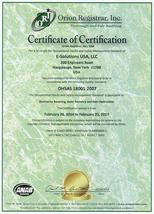 Documents & Certificates